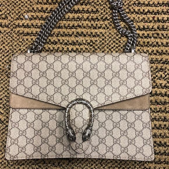 Gucci Handbags - Gucci large Dionysus bag